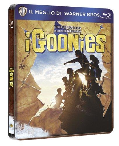 I Goonies(steelbook) (limited edition) [Blu-ray] [IT Import]
