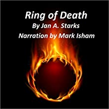 Ring of Death Audiobook by Jan Starks Narrated by Mark Isham