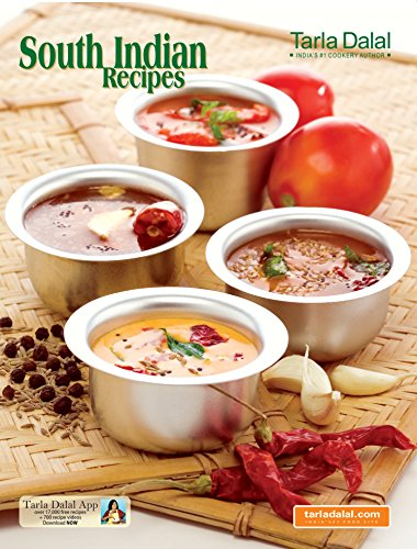 South Indian Recipes by Tarla Dalal