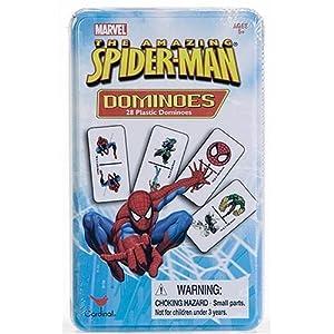 Marvel THE AMAZING SPIDERMAN DOMINOES Spider-Man