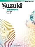 Suzuki Guitar School, Vol 2: Guitar Part