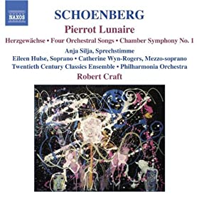 Pierrot Lunaire, Op. 21: Part II: No. 11. Red Mass
