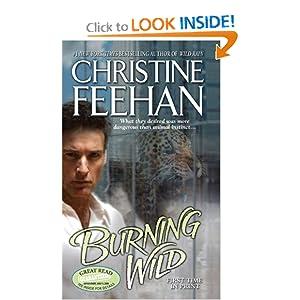 Leopard Series 03 Burning Wild - Christine Feehan