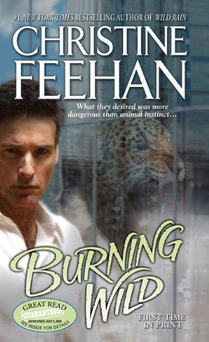 Image of Burning Wild (A Leopard Novel)