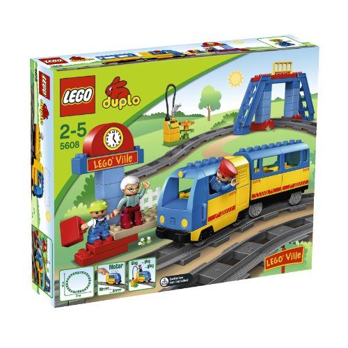 Toys Top Sales: LEGO Duplo Train Starter Set 5608 Review