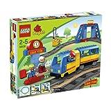 Lego - 5608 - Jeu de construction - DUPLO LEGOVille - Mon premier coffret trainpar LEGO