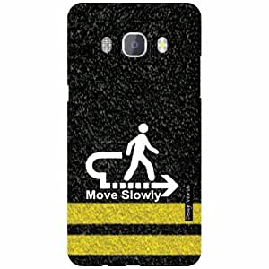 Design Worlds Back Cover For Samsung J5 new edition 2016 - Multicolor