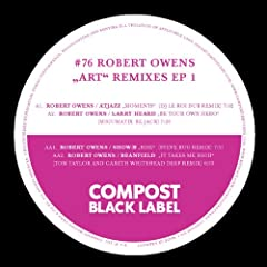 "Black Label #76 ""Art"" Remix EP 1 - Remixes by Steve Bug, DJ Le Roi, Migumatix, Tom Taylor & Gareth Whitehead"