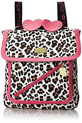 LUV BETSEY by Betsey Johnson LB Zip Convertible Backpack from LUV BETSEY by Betsey Johnson