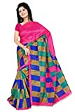 Ksm Bhagalpuri Saree with blouse piece