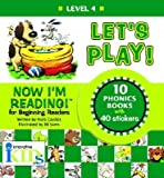 Now I'm Reading Button 5-Pack (1584761202) by Gaydos, Nora