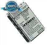 950mAh Battery For Logitech Harmony 880 Remote, Harmony 885 Remote