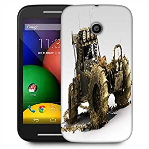 Snoogg Off Road Car 2673 Designer Protective Phone Back Case Cover For Motorola E2 / MOTO E22