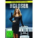 """The Closer - Die komplette dritte Staffel [4 DVDs]von """"Kyra Sedgwick"""""""