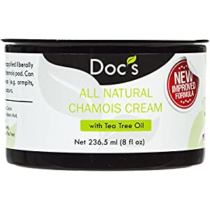Doc's Skin Care Chamois Cream One Color, 8oz - Men's