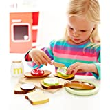 Early Learning Centre - Wooden Sandwich Set