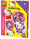 Hello Kitty SES Creative Beads and Plate Gift Set