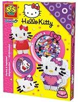 Ses - 14751 - Loisir Créatif - Perles à Repasser Hello Kitty - 1200 Perles