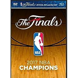 2017 NBA Champions [Blu-ray]