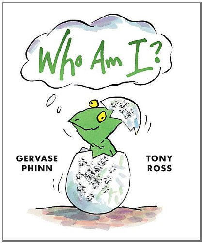 Who Am I? (Andersen Press Picture Books (Hardcover))
