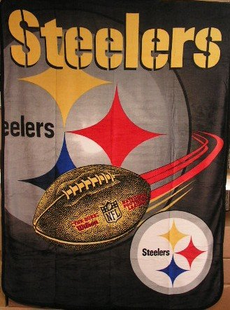 Pittsburgh Steelers NFL Large 60