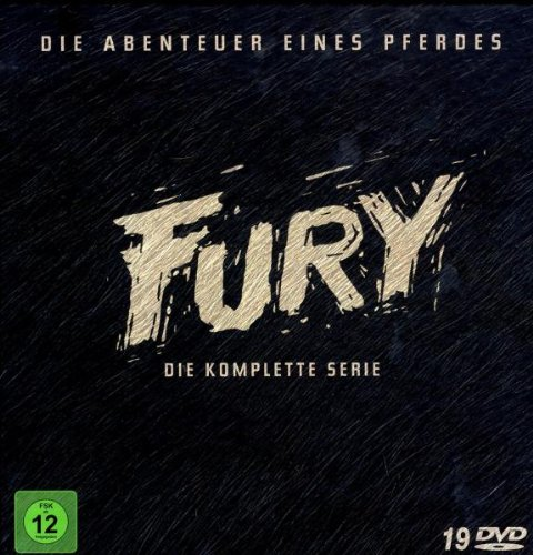 Fury - Die komplette Serie [Limited Edition] [19 DVDs]