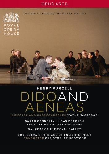 Dido Y Aeneas de Purcell - DVD