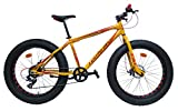 """Route 66 Hard Tail Vélo Orange Taille 26"""" - 700 mm..."""
