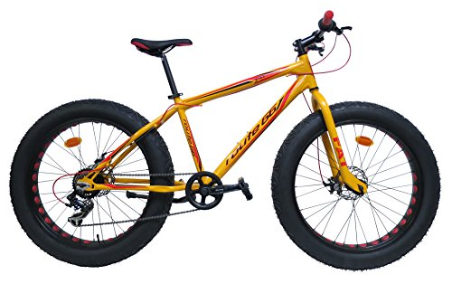 26″ ALLUMINIO Route 66 FAT BIKE H46