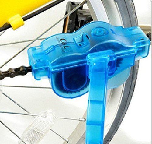 SaySure - WOLFBIKE High Quality Original Mountain MTB Road Bike Bicycle Cycle Chain Cleaner Cleaning Tool Finish Line Wholesale Retail - UK-BG-SPT-000320