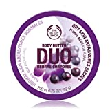 The Body Shop Duo Floral Acai Body Butter 200ml