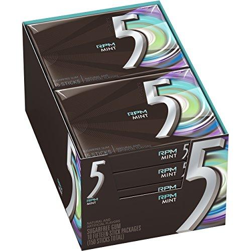 5-gum-rpm-mint-sugarfree-gum-10-counts