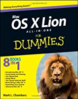 Mac OS X Lion All-in-One For Dummies Front Cover
