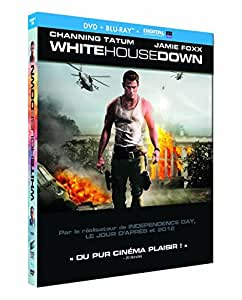 White House Down - Edition limitée boîtier metal - Combo Blu-ray + DVD