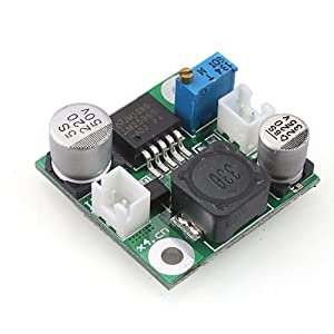 DC Converter Power Supply Buck Step Down Regulator In:4-40V Out:1.5-35V