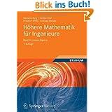 Höhere Mathematik für Ingenieure Band II: Lineare Algebra (Teubner-Ingenieurma... (German Edition): 2