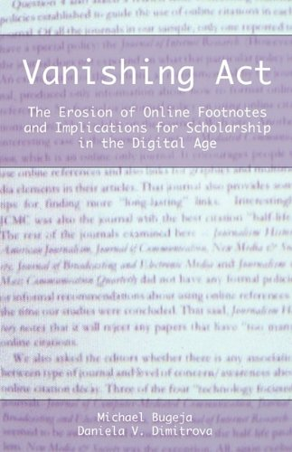 Vanishing ACT: The Erosion of Online Footnotes and...