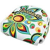 LOUDMOUTH(ラウドマウス) LM-HC0001/MT パターカバー マレット 用 003 シャガデリック ホワイト  LM-HC0001/MT  カラー:003 Shagadelic White (シャガデリックホワイト) 品番:LM-HC0001/MT