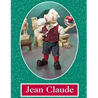 The Whitehurst Company The Elves Themselves Jean Claude Figurine