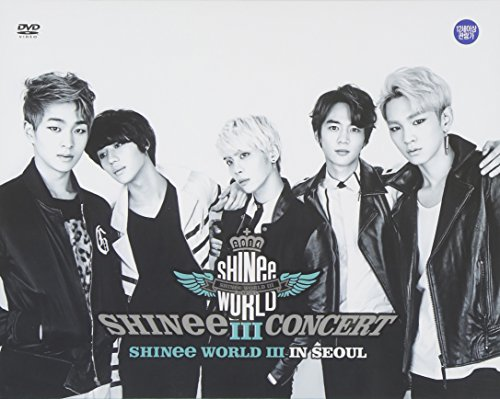 "The 3rd Concert ""SHINee World III in Seoul"