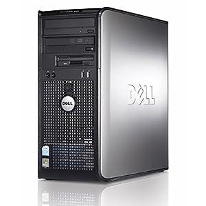 Windows 7 - Dell OptiPlex 745 Powerful Mini-Tower Computer - Intel Core 2 Duo Processor - 500GB Hard Drive - 4GB Memory (RAM) - DVD-RW - WiFi and Bluetooth Enabled - Genuine Windows 7 Disc and COA Included