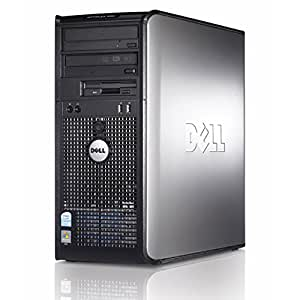 Windows 7 - Dell OptiPlex 745 Powerful Mini-Tower Computer - Intel Core 2 Duo Processor - 500GB Hard Drive - 4GB Memory (RAM) - DVD-RW - WiFi and Bluetooth Enabled - Genuine Windows 7 Disc and COA Included