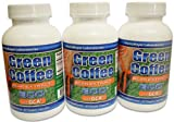 Pure Super Green Coffee Extract 800mg, 180 Capsules
