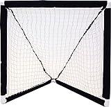 Champion Sports Mini Lacrosse Goal (Black)