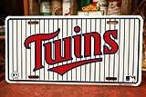 MLB Twins のプレート ミネソタ・ツインズ メジャー看板 UF679