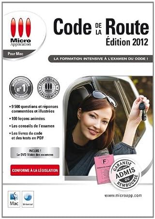 Code de la route - édition 2012