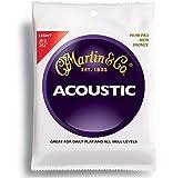 Martin マーチン アコースティックギター弦 3セットパック 80/20 Bronze M-140PK3 .012-.054 ライト 【国内正規品】