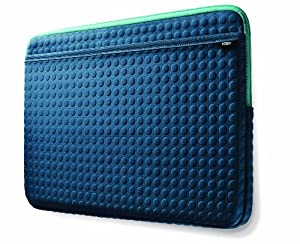 LaCie Formoa 17-Inch MacBook Carrying Case 130943 (Blue)