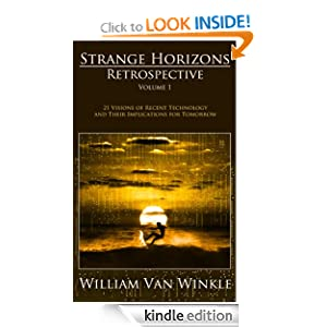 Strange Horizons Retrospective William Van Winkle