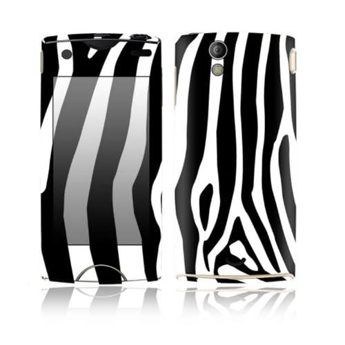 Zebra Print Design Decorative Skin Cover Decal Sticker for